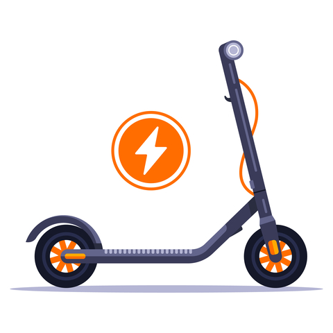 Scooters Electric logo