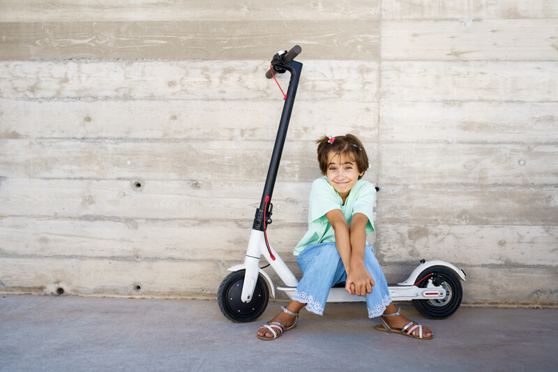what is the best electric scooter for kids, by age.