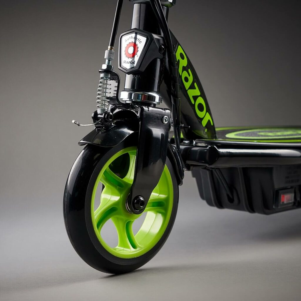 Best electric scooter for young children.