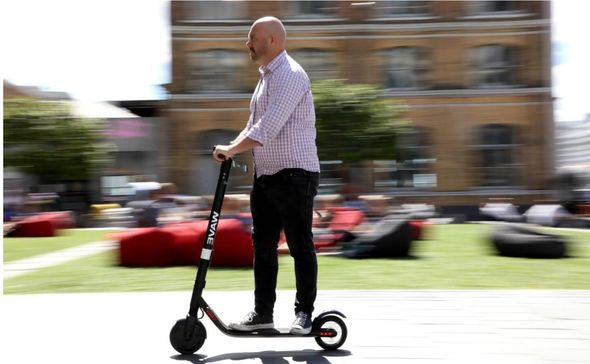 best electric scooter for adults in the UK